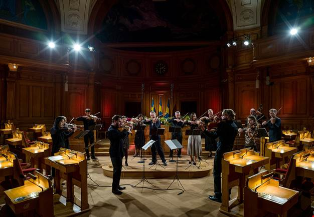 String players in the second chamber of the Swedish Riksdag.
