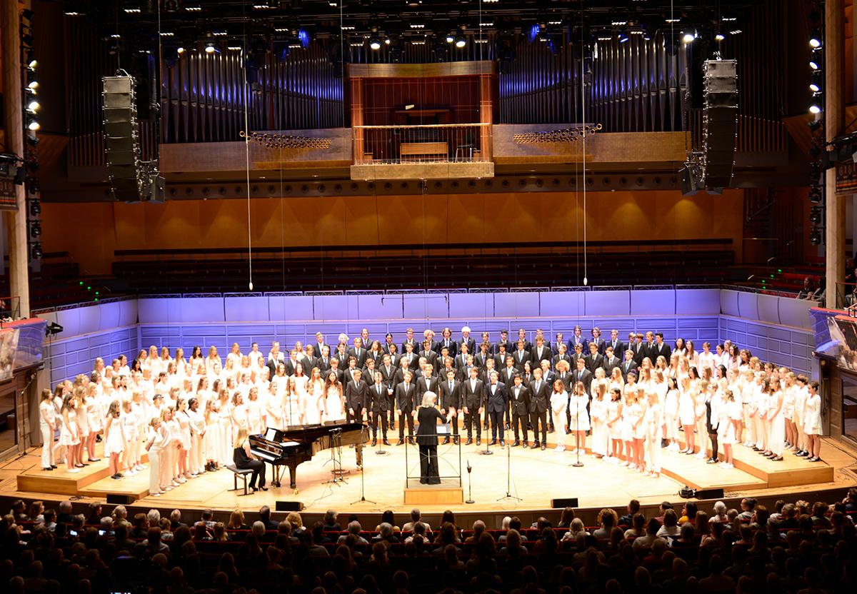 Adolf Fredrik's Music School – graduation concert ...