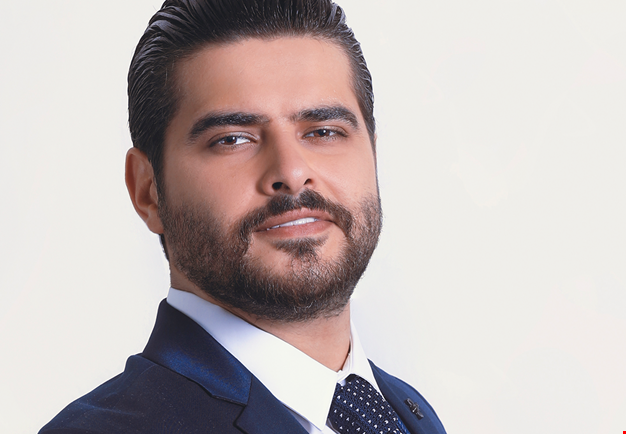 Close-up picture of Nassif.
