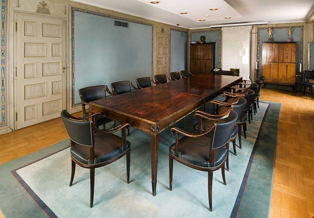 The Boardroom. Photo.